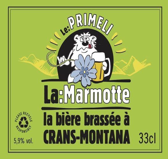 La bière brassée à Crans-Montana